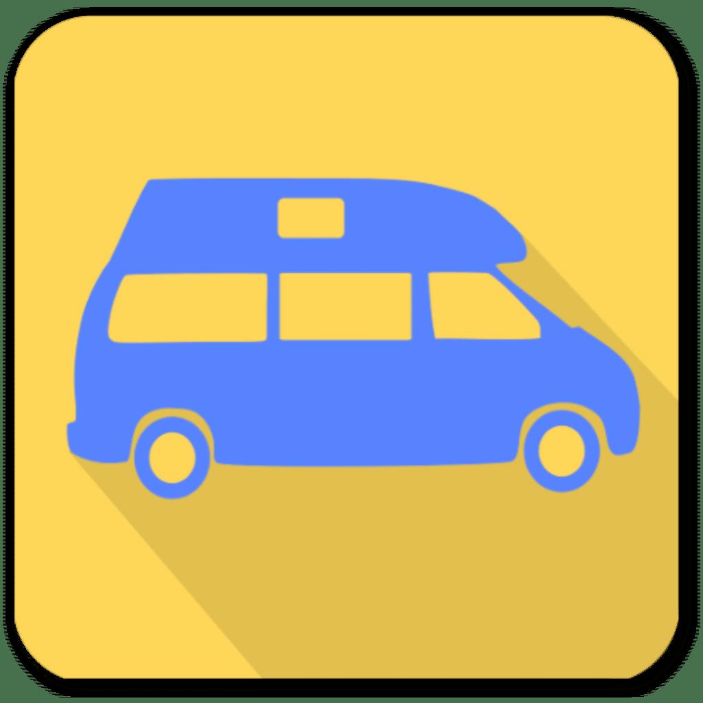 furgo perfectos aplicaciones para un road trip
