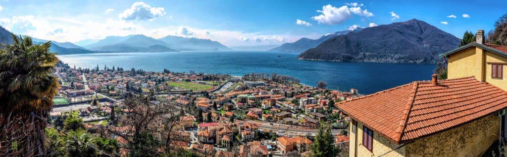 Piamonte y Lombardía sitios en Italia