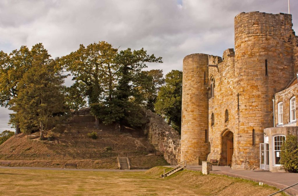 qué ver en el sur de Inglaterra el condado de Kent Tonbridge Castle