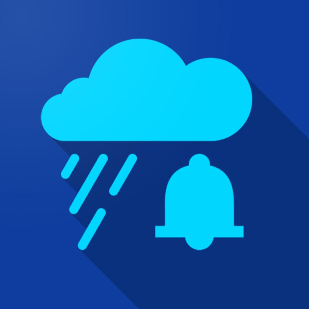 alamar de lluvia app para viajar en camper roadtrip
