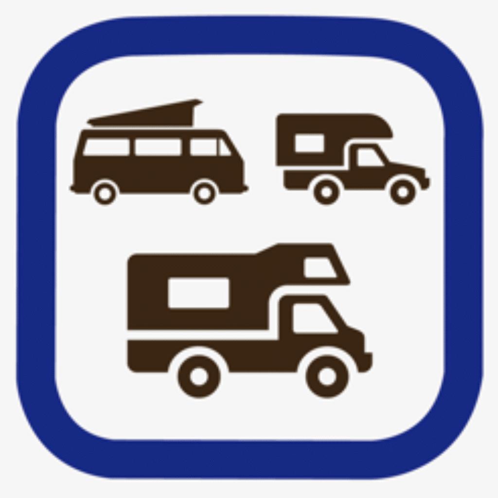 park4night app para viajar en camper roadtrip