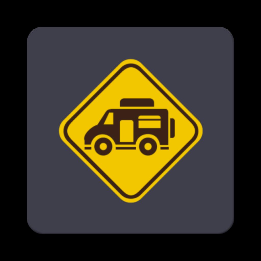 campermate apps para viajar en camper road trip