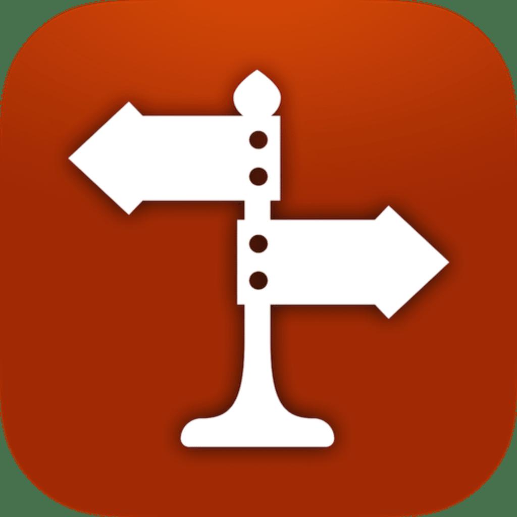 ioverlander app para viajar en camper roadtrip