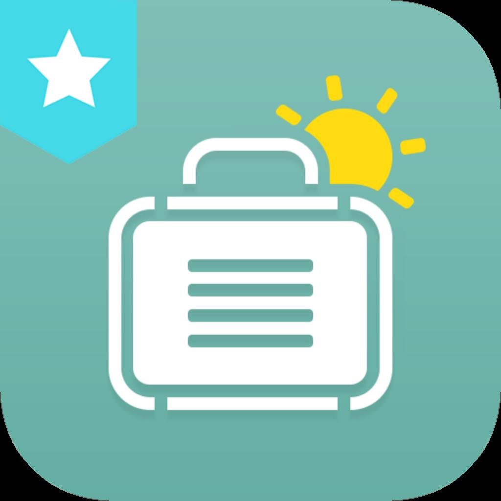 packpoint apps viajar en camper