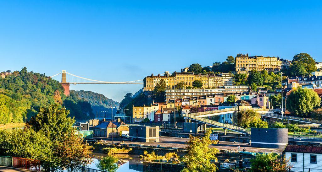 qué ver en el sur de Inglaterra panorama Bristol
