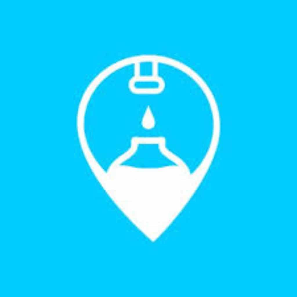 refill my bottle app para viajar en camper roadtrip