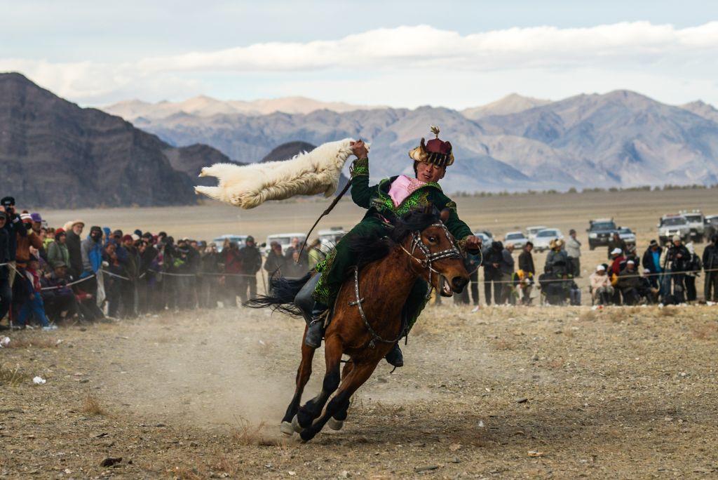 Bouzkachi  Asia Central deportes insólitos por el mundo