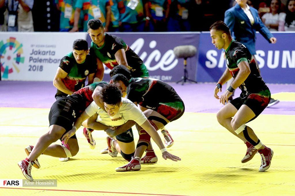 deportes insólitos  kabaddi en Bangladesh Pakistán