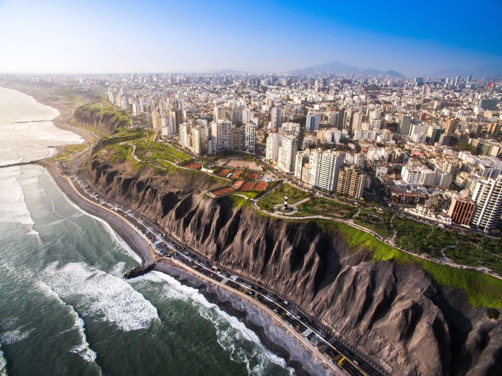 capital  Lima lugares que visitar