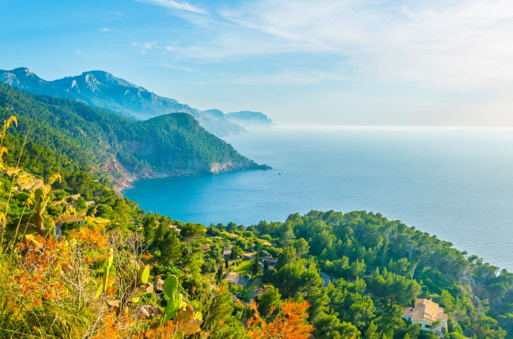 sierra de Tramuntana en Mallorca viajes de naturaleza Howlanders