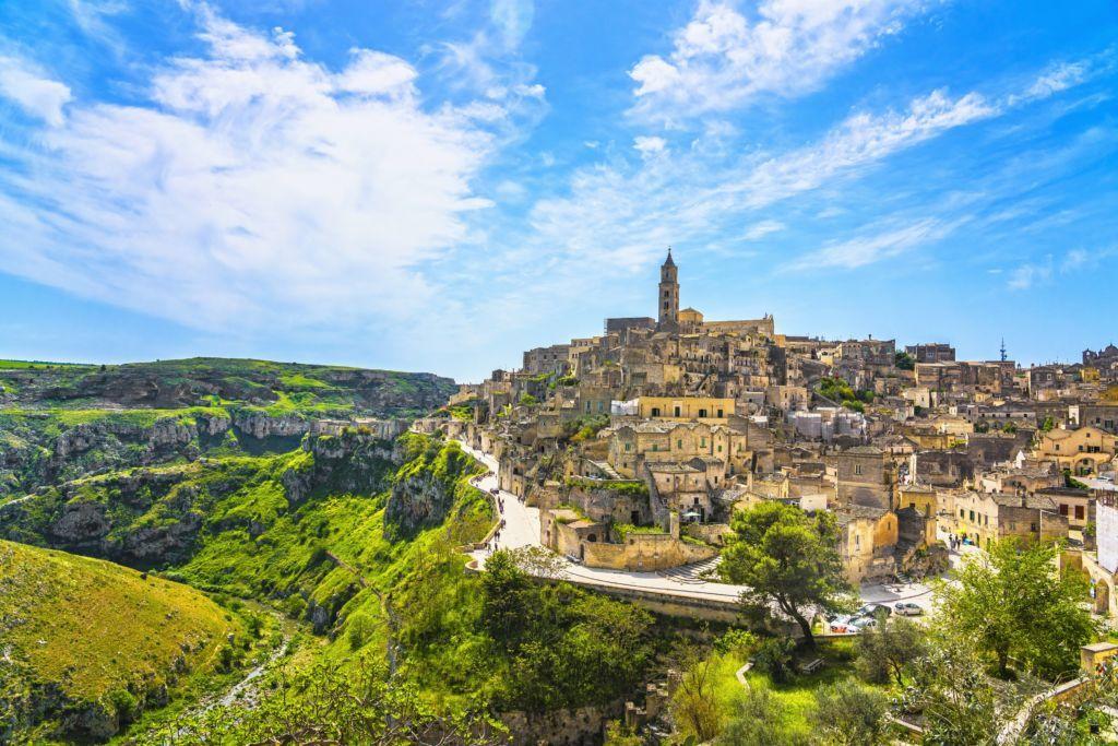 ciudades más antiguas de europa matera