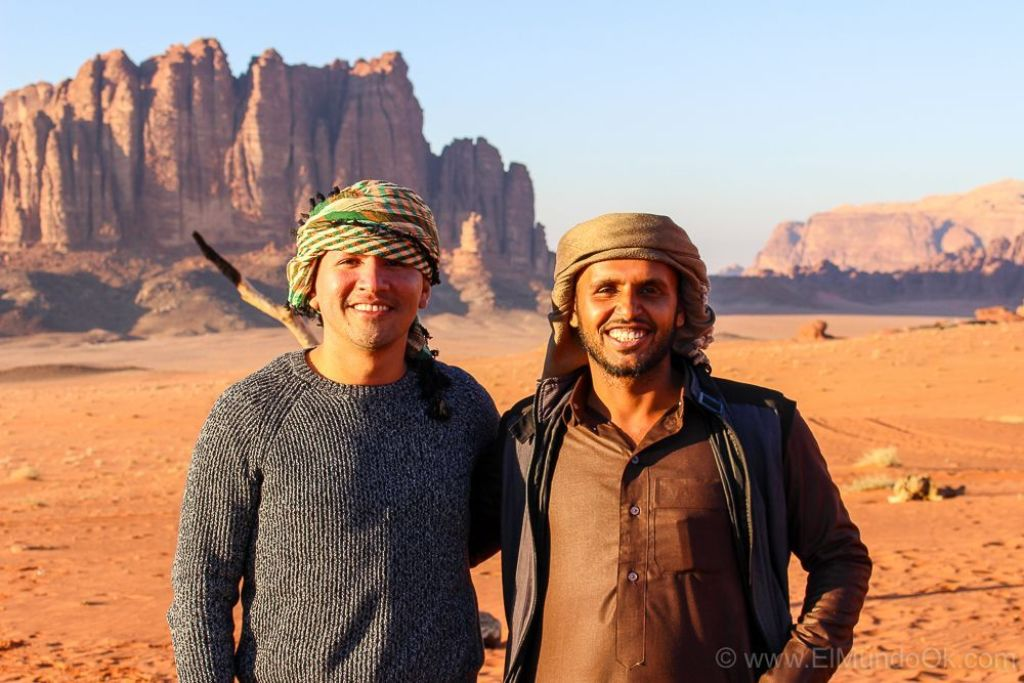 blog de viajes elmundook entrevista jordania