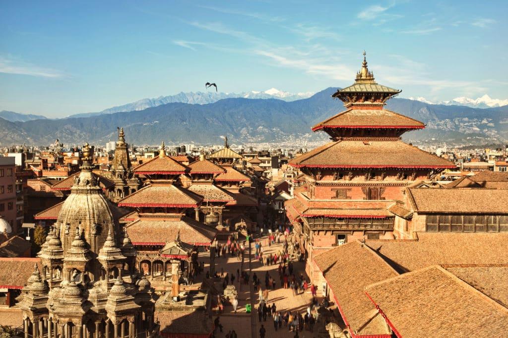 La capital de Nepal, Katmandú es una de las ciudades más antiguas de Asia.