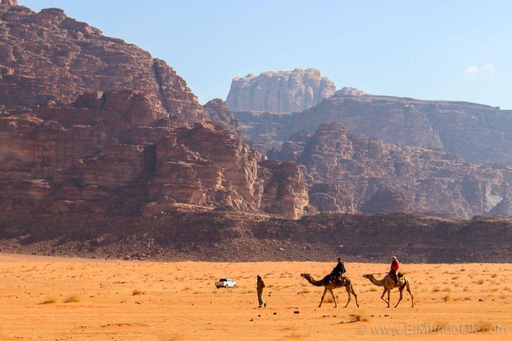 viaje a Jordania de elmundook