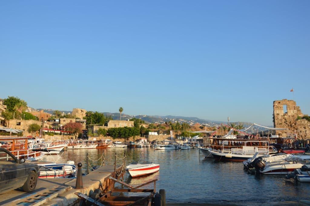 Biblos seguro viajar al Líbano