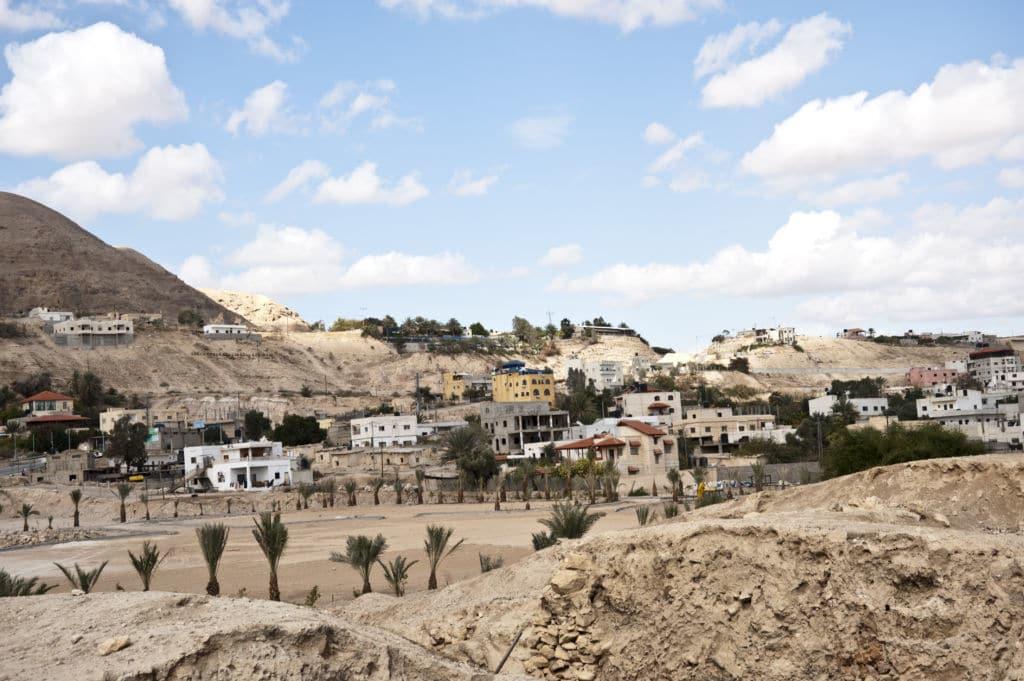 Jericó es una de las ciudades más antigua de Asia