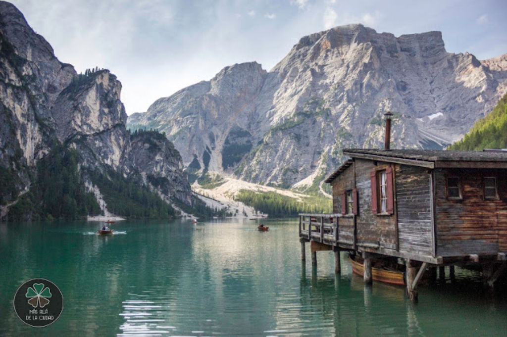 más allá de la ciudad viaja a los Dolomitas