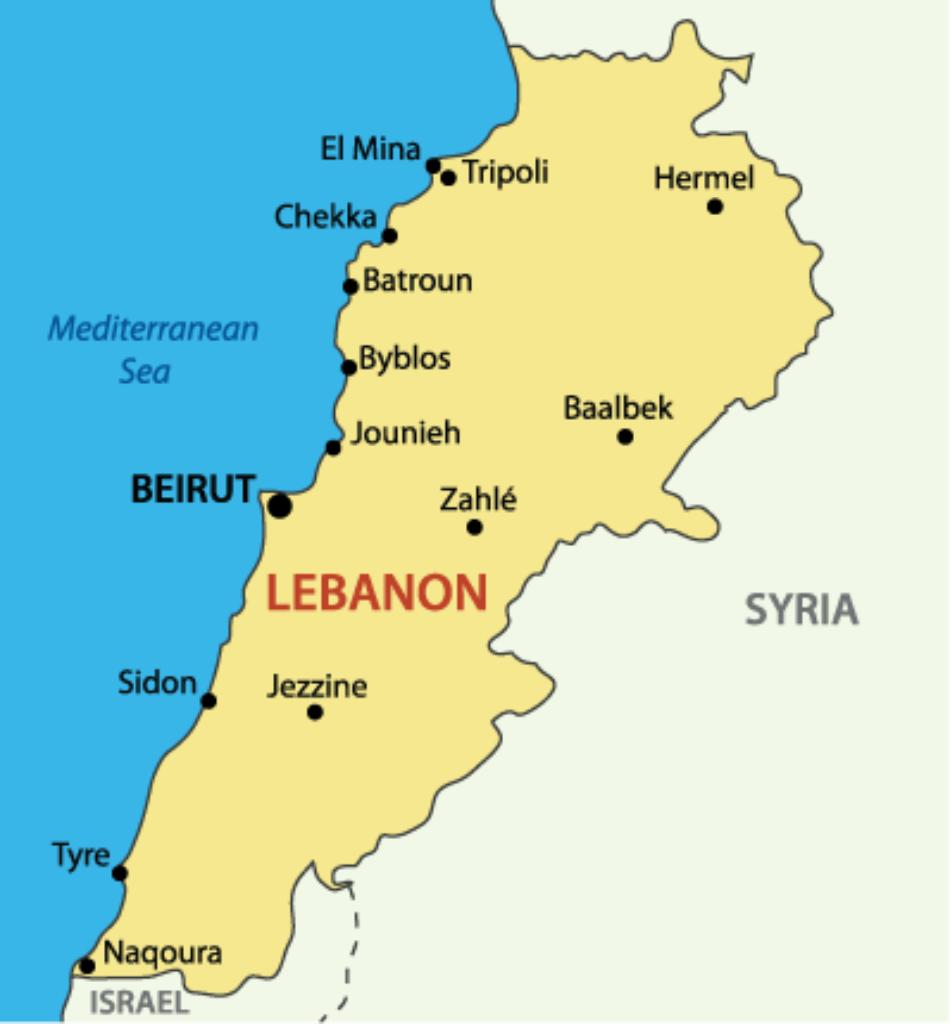 es seguro viajar a Líbano consejos de viaje