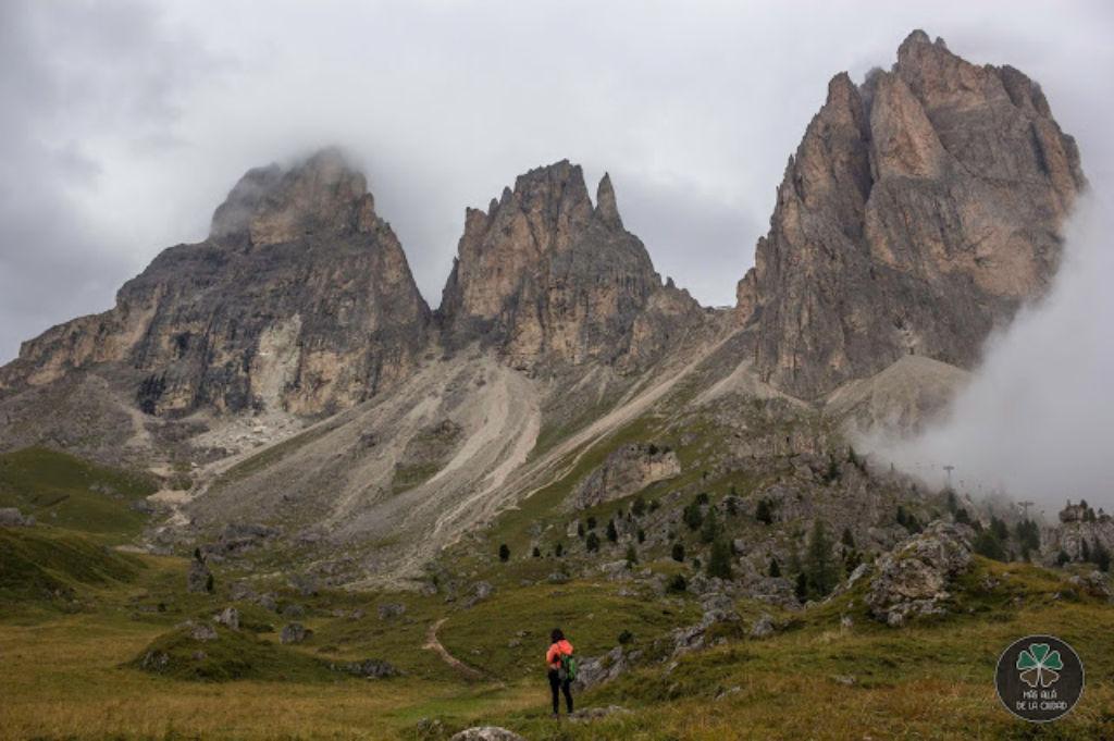 viaje Dolomitas Más allá de la ciudad
