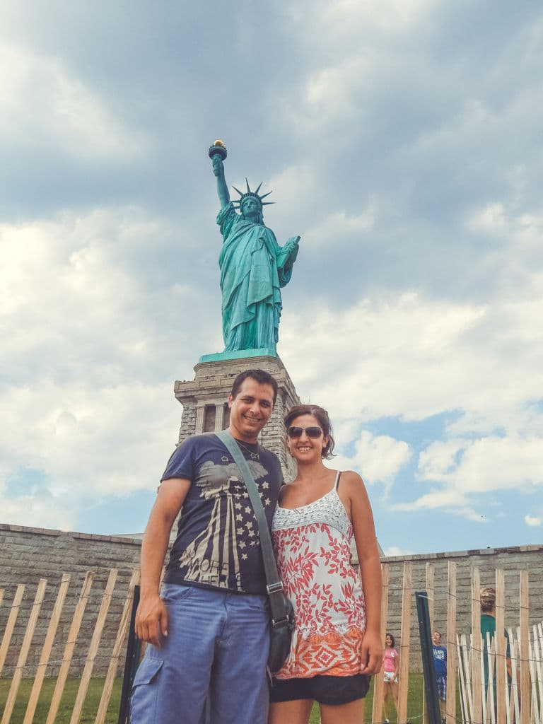 Touristear Nueva York destino viaje