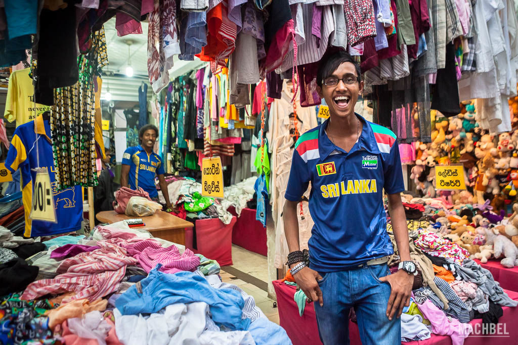 Mercado en Colombo