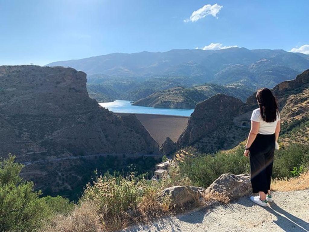 destinos para viajar en 2021 Granada por Muero por viajar