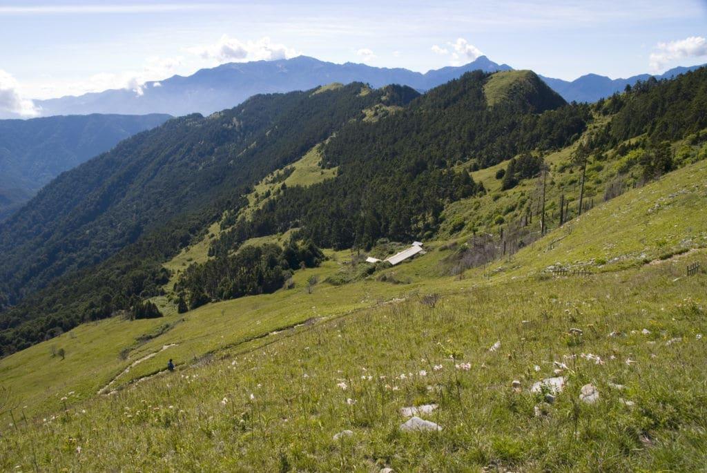 El Parque nacional de Shei-Pa lugares de naturaleza