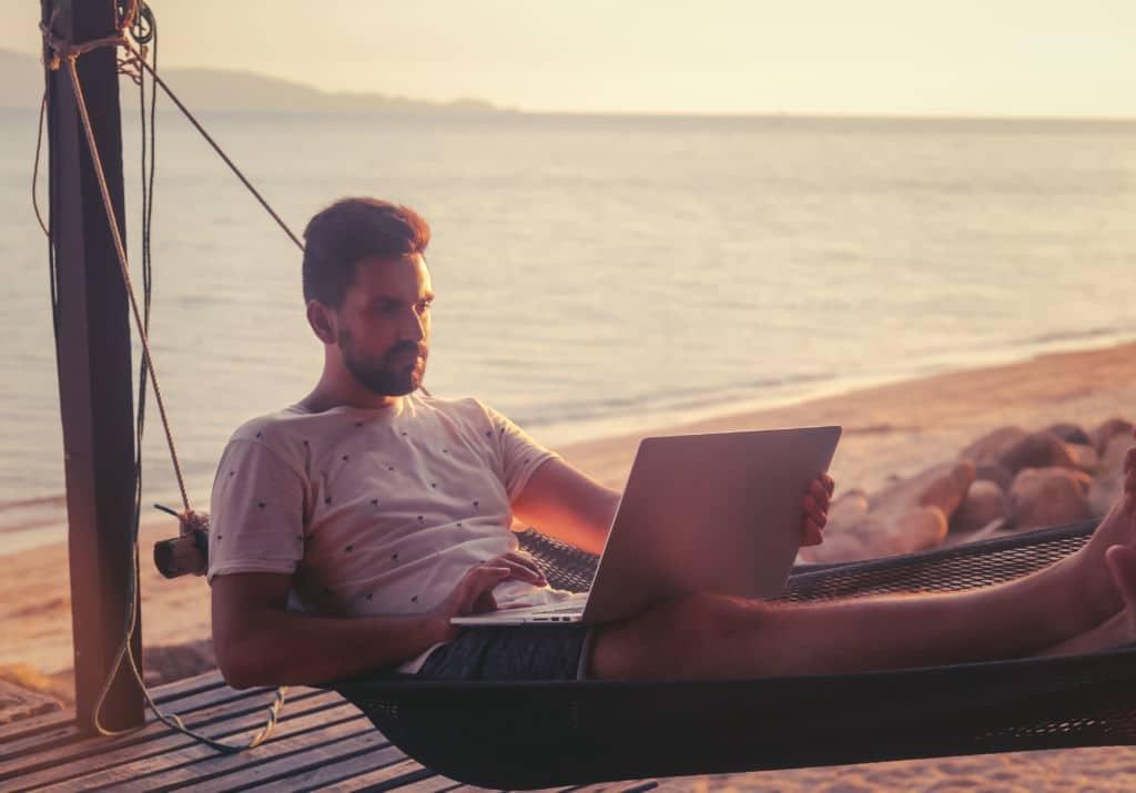 teletrabajar en isla Mauricio