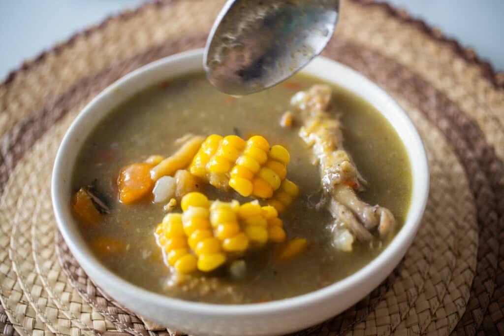 sanchocho platos típicos Colombia