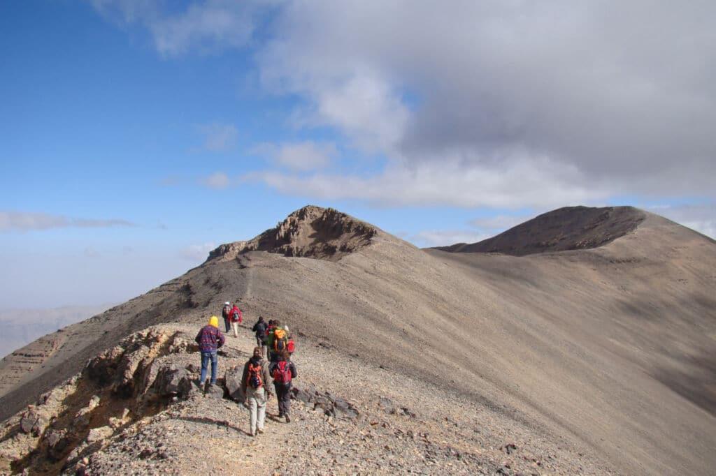 trekking para hacer en marruecos