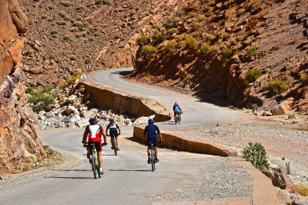 deportes de aventura en Marruecos
