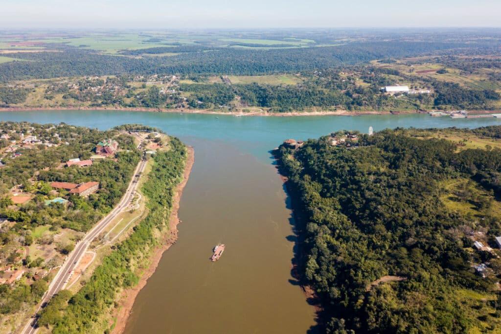 triple fronteras brasil paraguay y argentina -trifinios-del-mundo trifinios del mundo