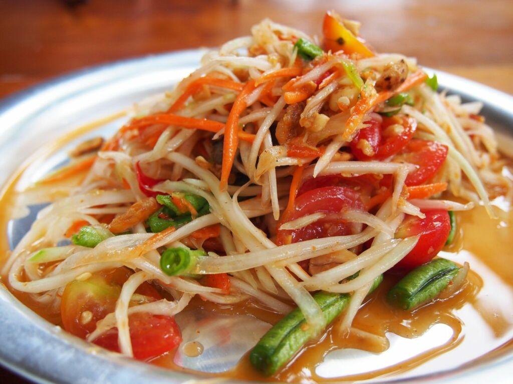 ensalada de laos ensaladas más internacionales y conocidas del mundo
