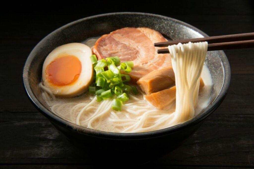 el ramen en Japón es unas de las sopas más conocidas del mundo