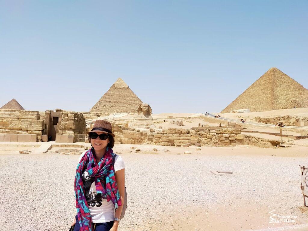 El Cairo Viajar a Egipto por libre en tiempos de COVID-19 -Las sandalias de Ulises