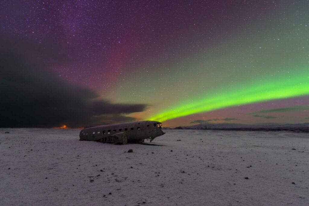 islandia dónde ver las mejores auroras boreales