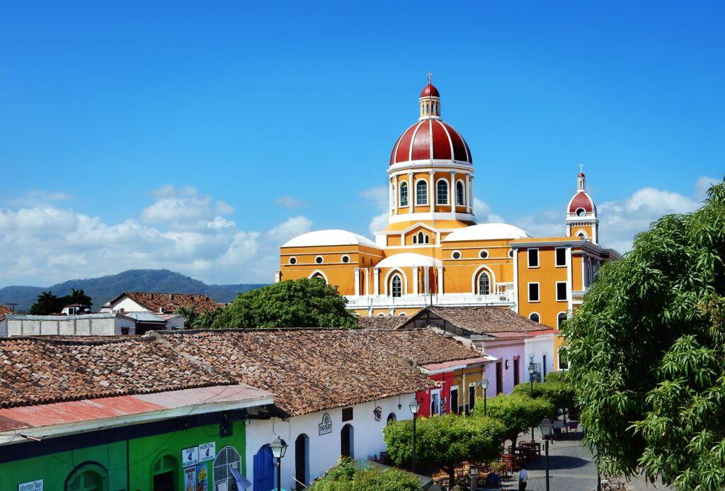 Granada en Nicaragua que ver