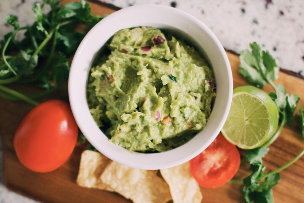 guacamole, cocina de México