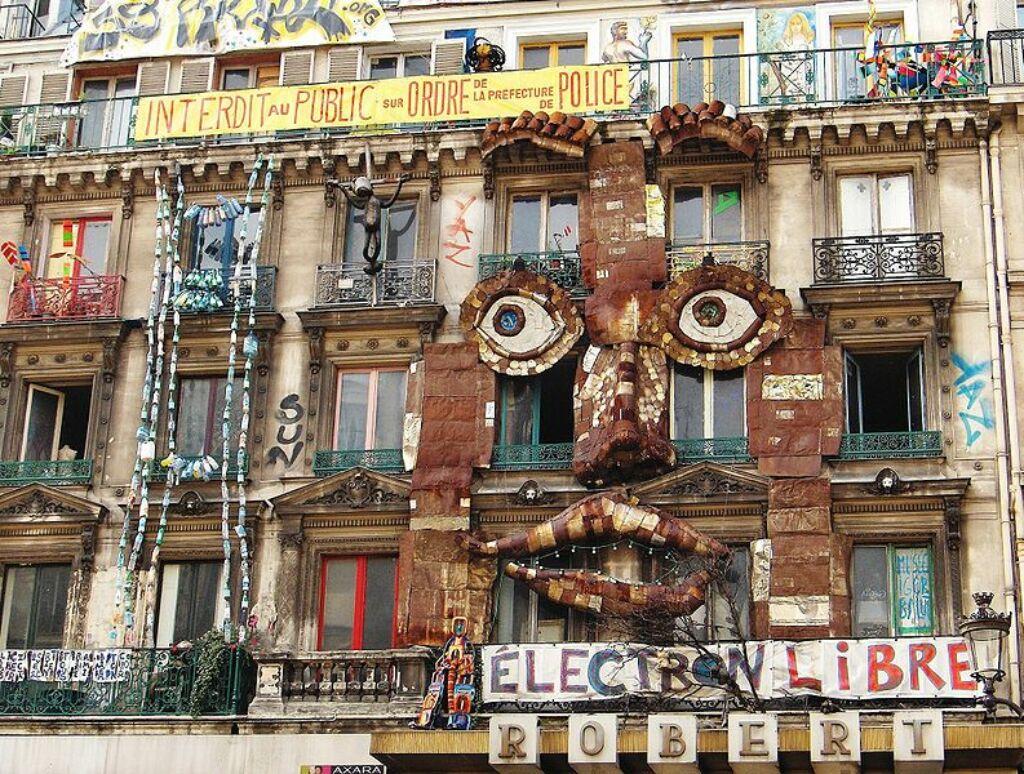 59 rue Rivoli en Paris, actividades culturales que hacer en París