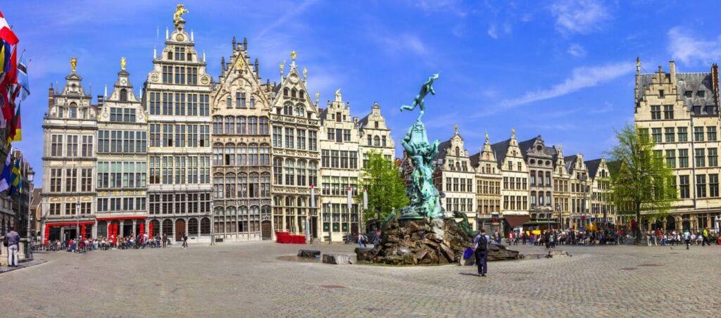 Amberes es la única ciudad olímpica de Bélgica. Ciudades olímpicas