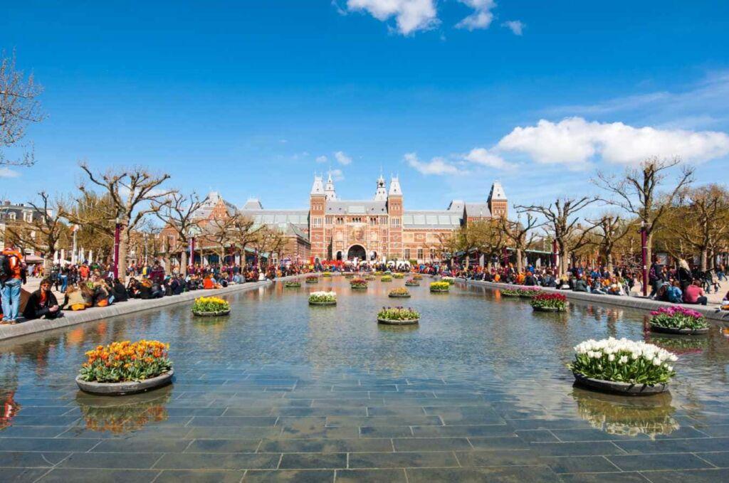 Ámsterdam, ciudad de los Juegos Olímpicos. Ciudades olímpicas