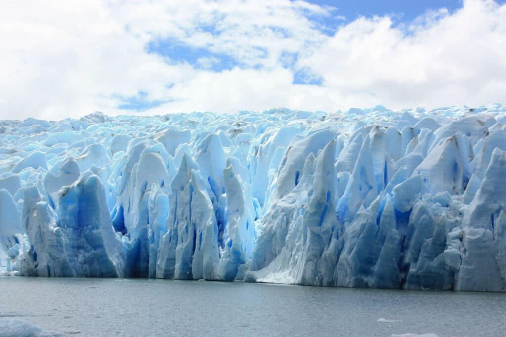 Glaciar Grey en Chile