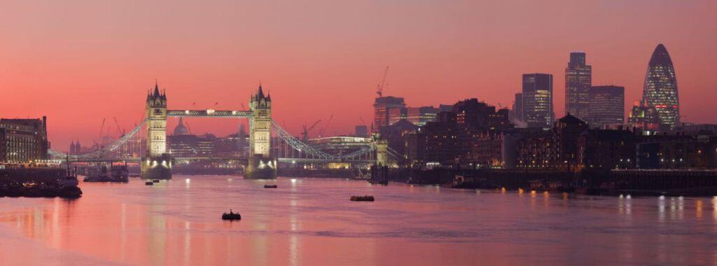 Londres, antigua ciudad olímpica
