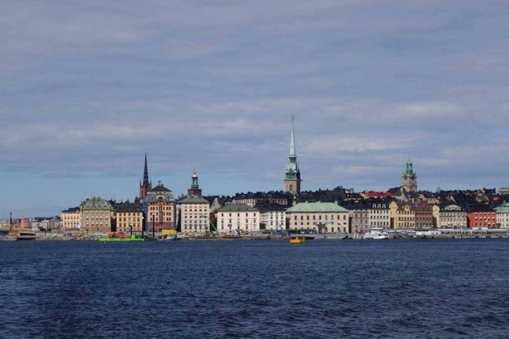Estocolmo en los juegos olimpicos