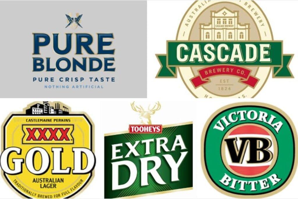 marcas de cerveza australiana