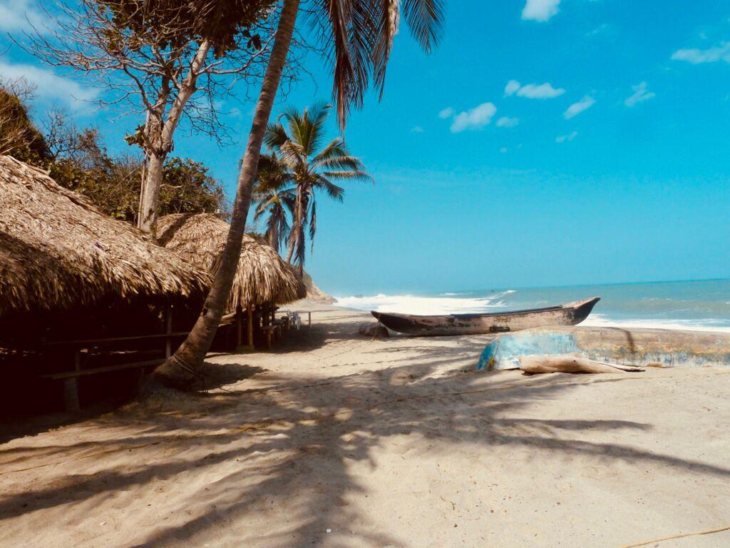 Playa del Tayrona en Colombia, ¿Es peligroso el turismo en Colombia?