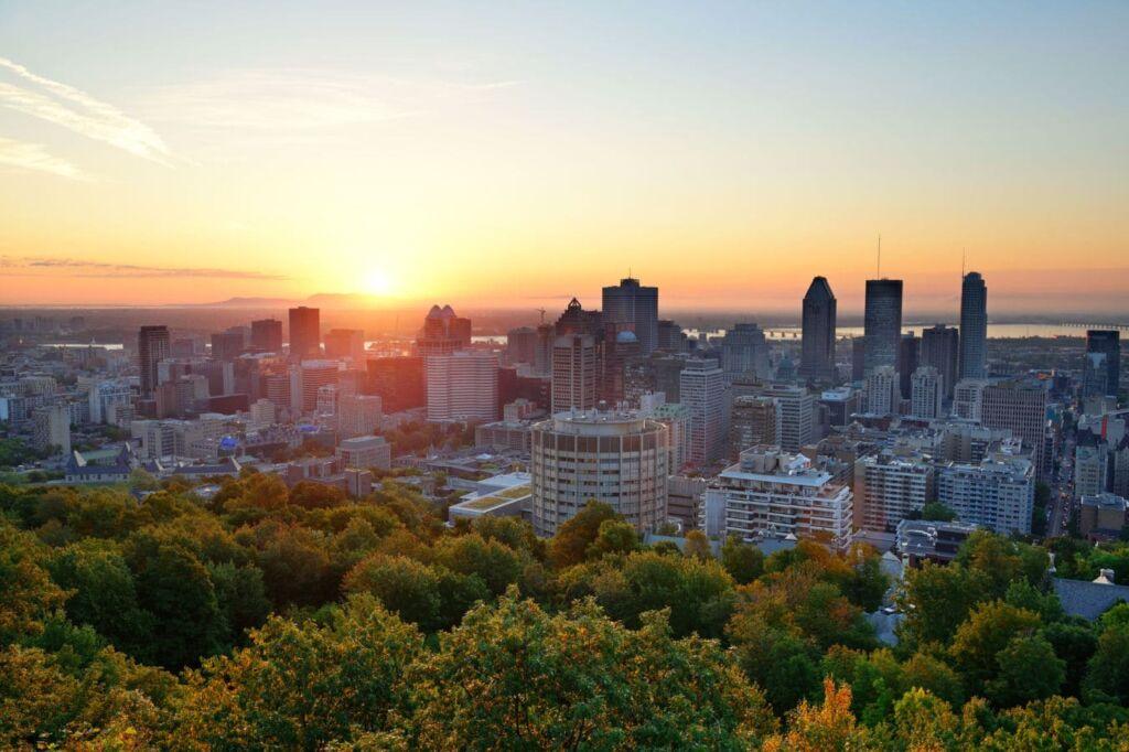 Montreal fue antigua ciudad olímpica. Ciudades olímpicas