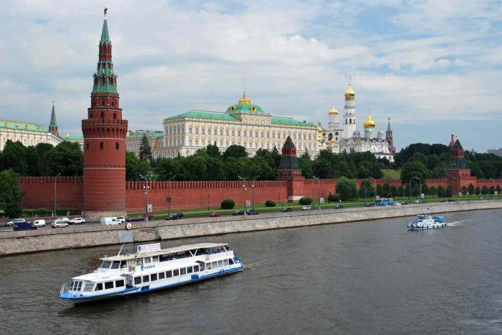 Moscú, antigua ciudad olímpica en 1980