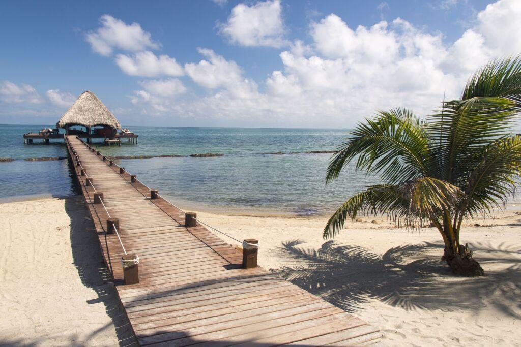 Plasencia, un lugar de lleno de playas con encanto en Belice