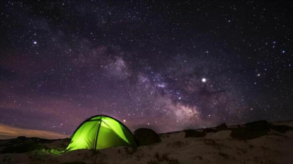 qué hacer en Chile, vivac en el desierto
